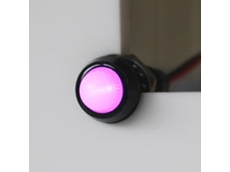 Pink indicator LEDs have been added to the 676 range