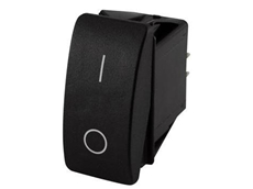 OTTO K5 Illuminated Sealed Rocker Switch with Legend