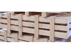 Solid or Slatted Base Crates