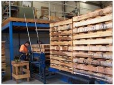 Wooden pallets and plastic pallets each have their own attributes