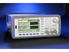 Function/Arbitrary waveform generators provide low total harmonic distortion and jitter