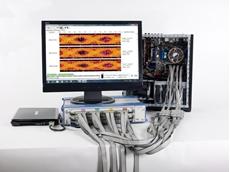 Agilent U4154A AXIe-based logic analyser