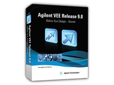 Agilent VEE 9.0 graphical programming software