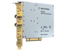 Agilent U1071ATM high-speed PCI digitiser