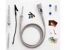 Miniature passive oscilloscope probes