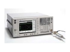 PSA series spectrum analyser.