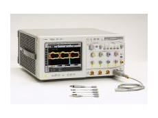 The Agilent 54853A 2.5GHz oscilloscope.