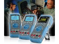 Agilent U1250 Series handheld digital multimeters