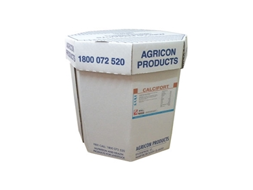 Boosting essential health in your livestock Calcifort from Agricon Products
