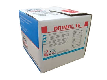 Drimol 15 20kg to meet your livestock health and nutrition requirements