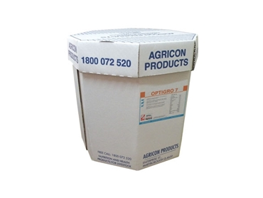 Optigro 7 40kg from Agricon Products helps you look after you investment