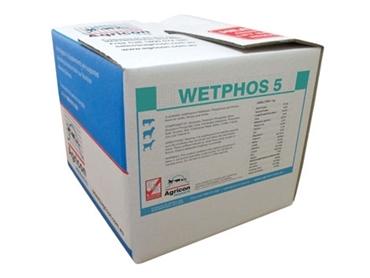 Waterproof Wetphos improves phosphorus health in cattle during wet season