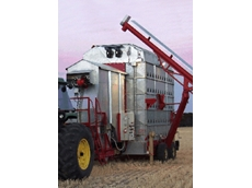 Kinetic Series mobile grain dryers are used in the agricultural and commercial food processing industries