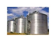 Ahrens 750 - 10,000 Tonne Grain silos