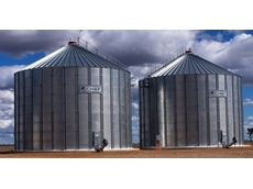 Titan flat bottom silos available from MPH Rural