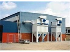 MJB and MJC reserve pulse dust collectors