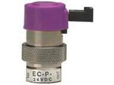 Converts low-voltage, low-current signals into high-pressure pneumatic outputs.