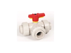 3-Way Ball Valves