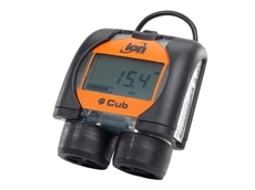 The personal PID gas monitor measures TACs