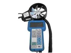 Velocicalc Rotating Vane Anemometer