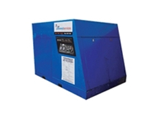 3 phase rotary screw compressor