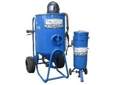 400 litre sandblaster pot