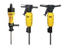 Atlas Copco TEX pneumatic breakers
