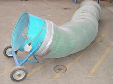 Dust and Ventilation Equipment available from Air Powered Services