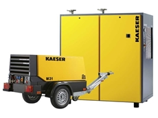 KAESER Electric and Diesel Compressors