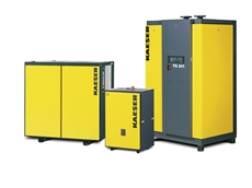 KAESER SECOTEC Series of refrigerated air dryers