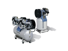 KAESER dental range of air compressors available from Air Powered Services