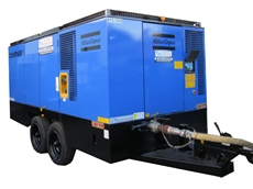 Large Portable Diesel Compressors, available to Hire from Air Powered Services