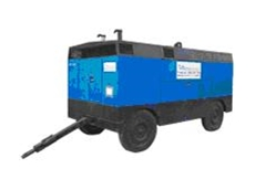 Oil free diesel air compressors