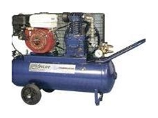 The pilot air compressor
