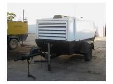 A second hand compressor