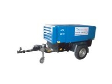 Small diesel air compressors for hire from Air Powered Services