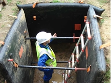 SMARTSHORE trench protection system