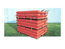 Multi-layer Pronal PAC lifting cushions.