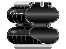 Firestone Airstroke Actuators
