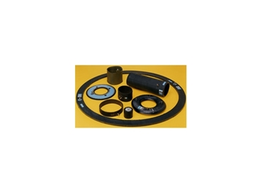 Flat and 3D Inflatable Leak Seals for industrial and construction processes