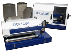 D'Duster Air Driven Filter Element Cleaning Systems from Airquip