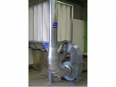 Dust extraction systems from Airtight Solutions
