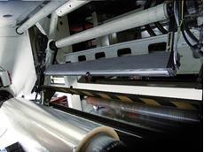 Anti static bars from Aldus Engineering