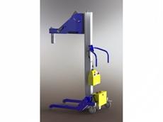 Schlumpf ERH-400 roll handling device