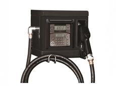 240V Diesel Fuel Dispenser with Multi User Meter by Alemlube