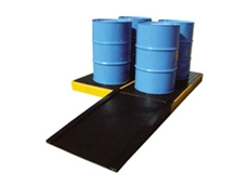 300 Series modular workfloor spill containers