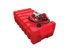 400L Diesel Fuel Storage and Dispensing Kits from Alemlube