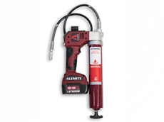 670AN3 450g 18V Li-Ion cordless grease guns from Alemlube