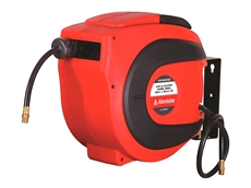 Air, Water, Oil, Grease and Oxy-Acetylene Hose Reels from Alemlube