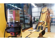 Alemlube Beka Max Auto Greasing Systems for Construction Machines